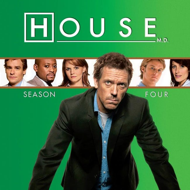 house md season 4-0