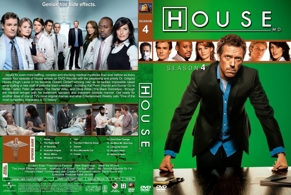 house md season 4-4