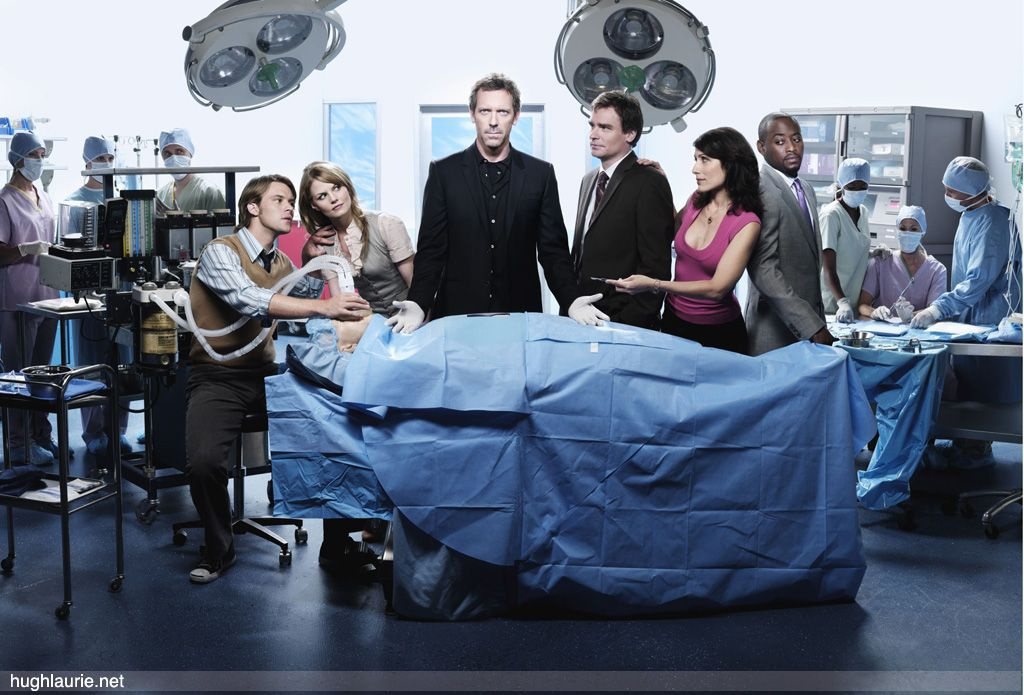 house md season 4-6