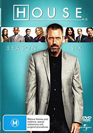 house md season 4-7