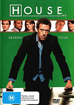 house md season 4-9