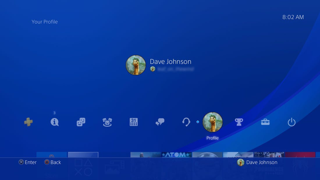 how to appear offline on ps4-1