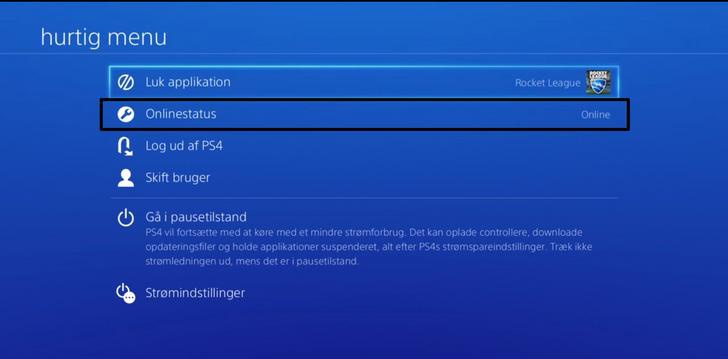 how to appear offline on ps4-8