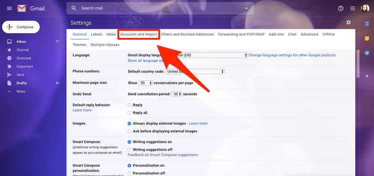 how to change gmail username-1