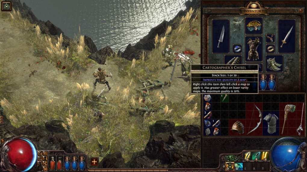 download path of exile-0