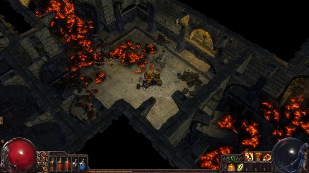 download path of exile-2