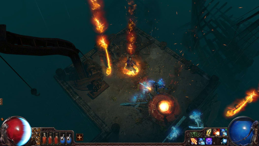 download path of exile-3