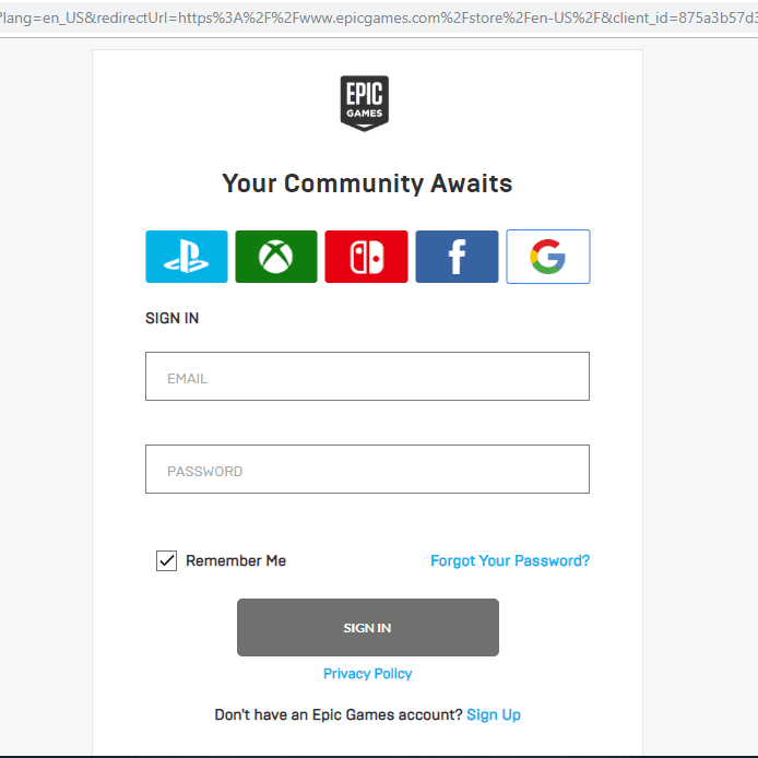 epic games two factor authentication-0