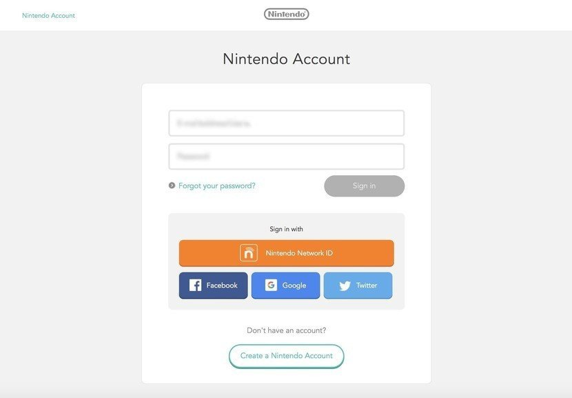 nintendo network id sign in-2