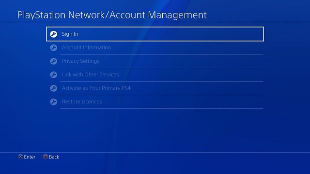 playstation network password reset without email-1