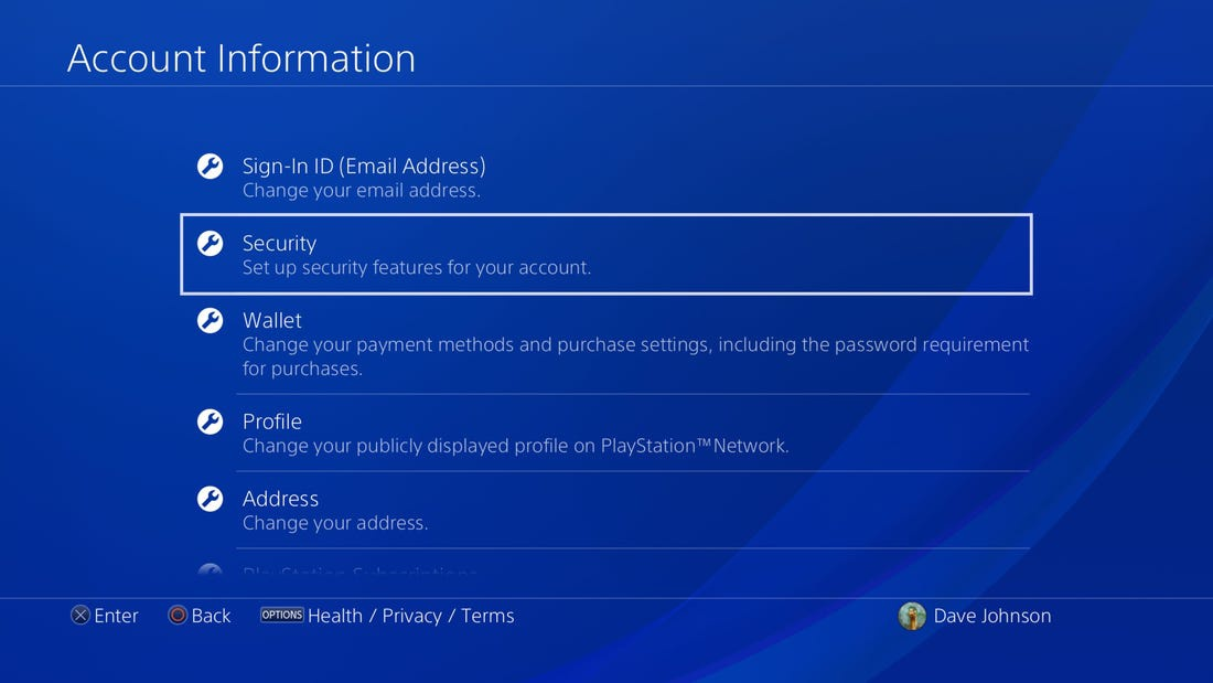 playstation network password reset without email-2
