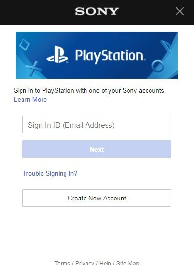 playstation network password reset without email-6