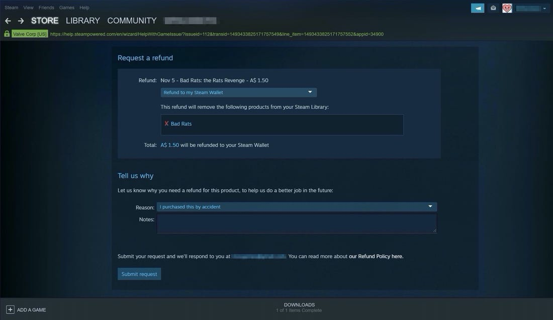 can you refund steam games-3