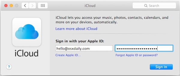 log in to apple id-2