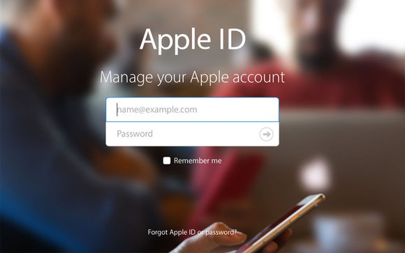 log in apple id-4