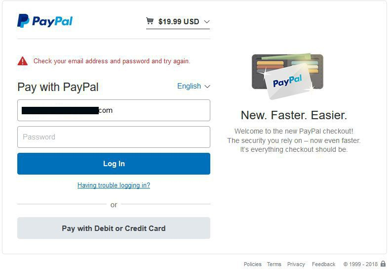 my paypal account login in-2