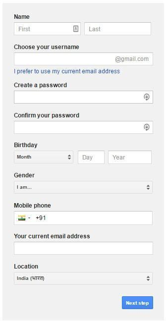 gmail sign up page-8