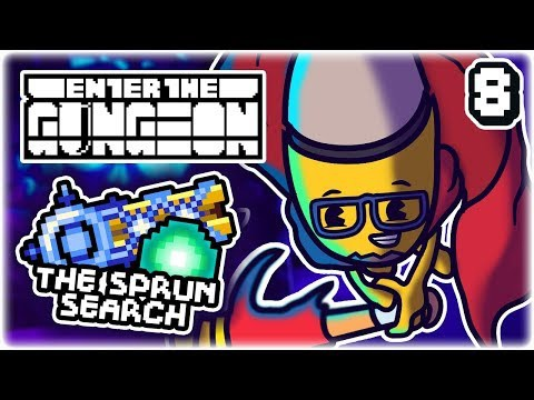 enter the gungeon sprun-8
