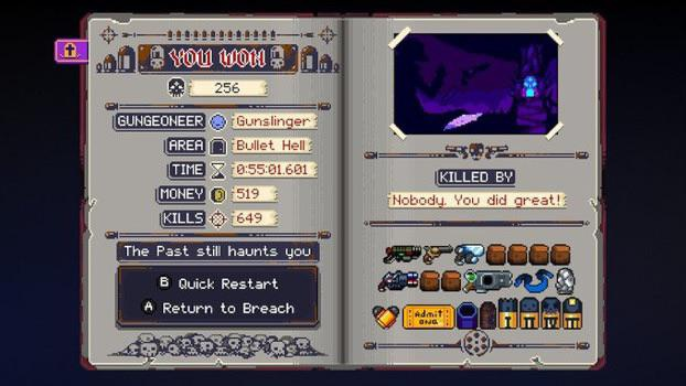 enter the gungeon sprun-9