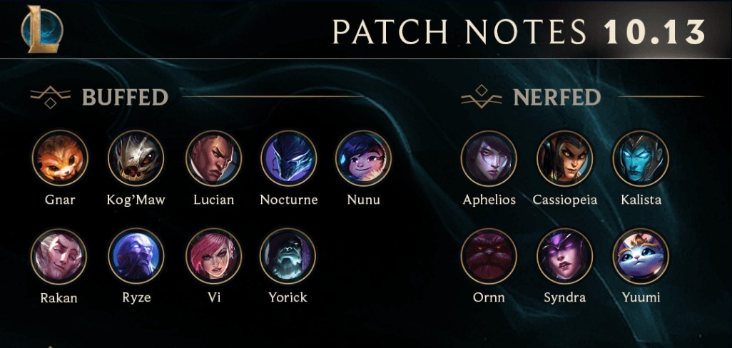 patch notes league of legends-1
