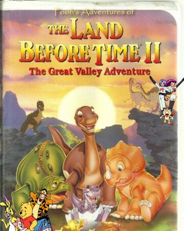 the land before time 2-8