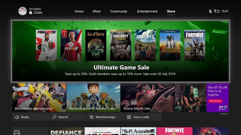 xbox one game store-5