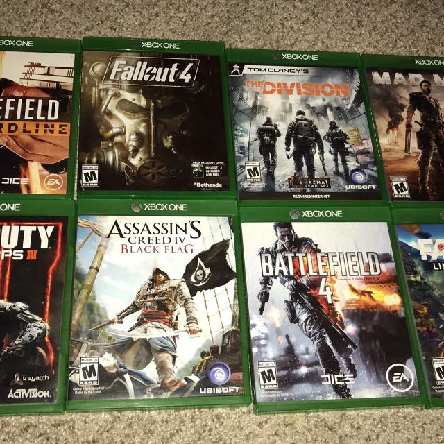xbox one game sale-2