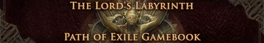 path of exile the lord's labyrinth-0