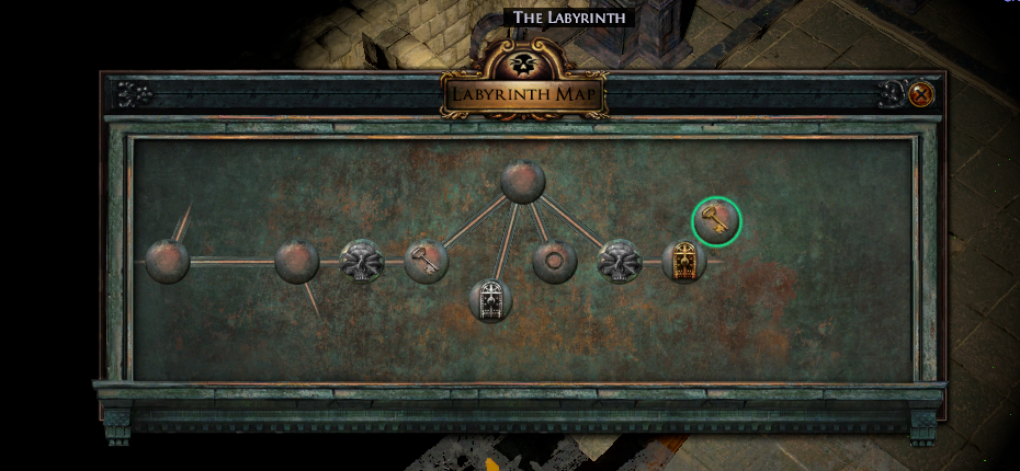 path of exile the lord's labyrinth-4