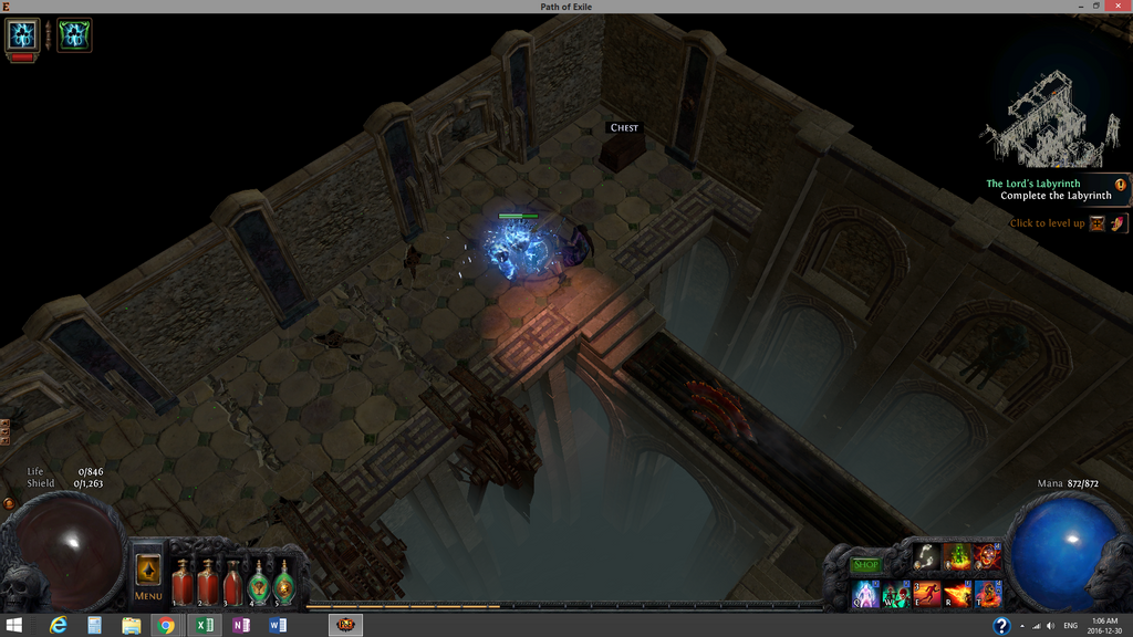 path of exile the lord's labyrinth-6