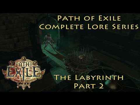 path of exile the lord's labyrinth-7
