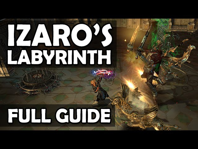 path of exile the lord's labyrinth-8