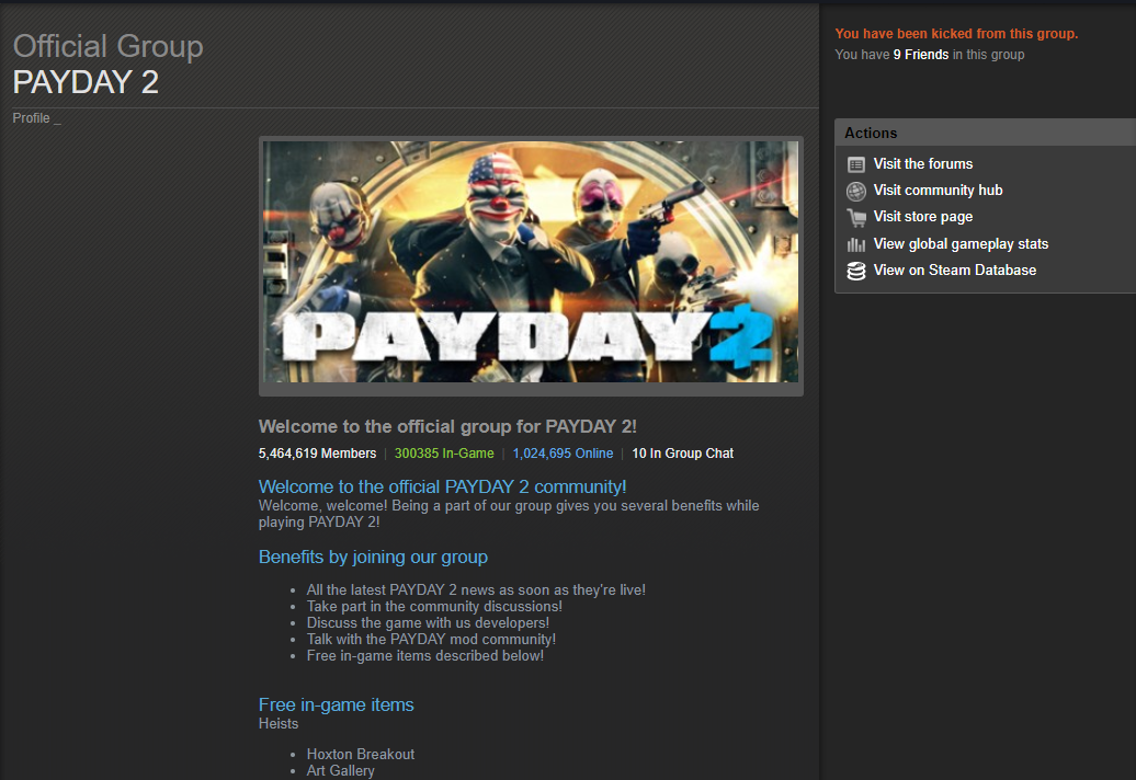 payday 2 community group-2