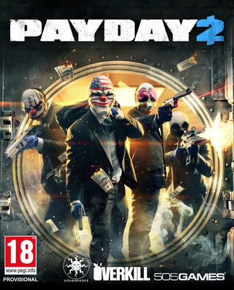 payday 2 official group-2