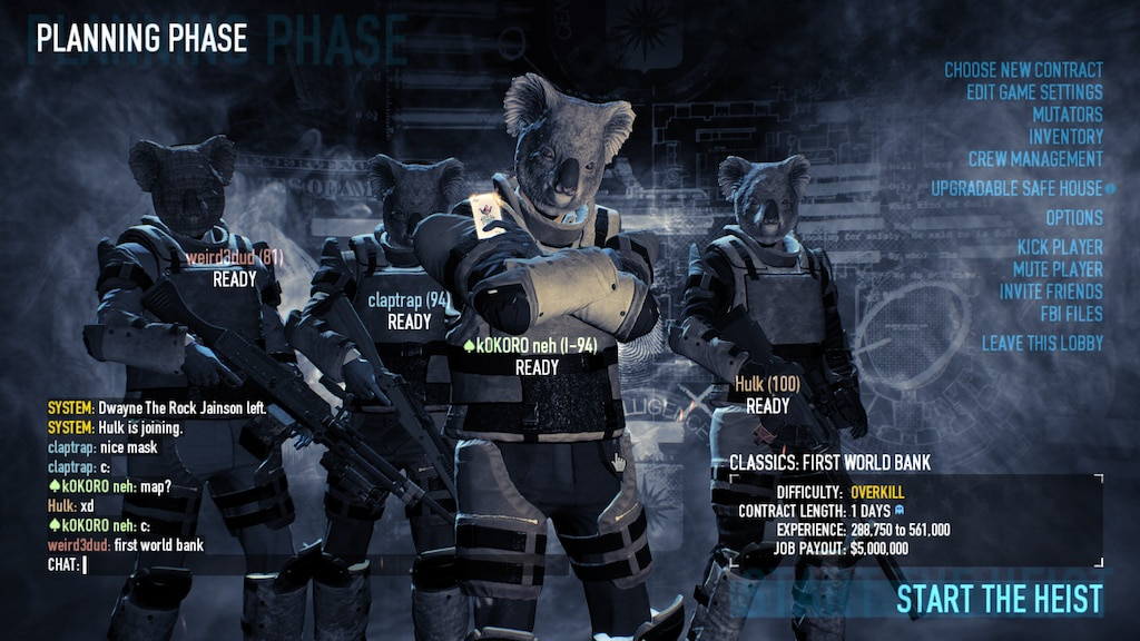 payday 2 community group-3