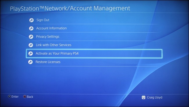 how to deactivate ps4-5