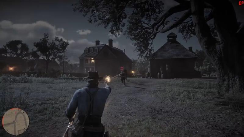 red dead 2 gameplay-6