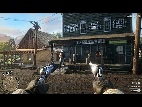 red dead 2 gameplay-7