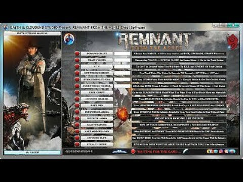 remnant from the ashes cheat engine-2