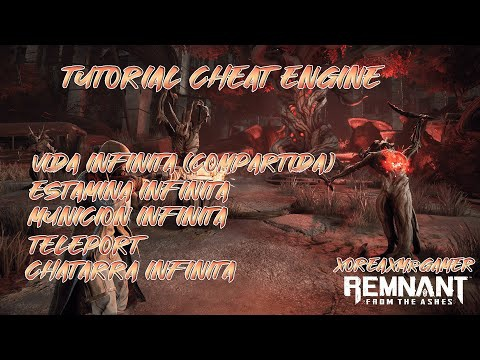 remnant from the ashes cheat engine-6