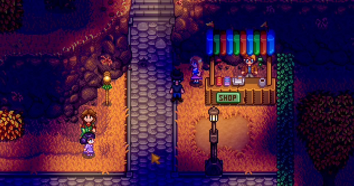 stardew valley spirits eve-2