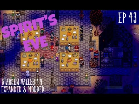 stardew valley spirits eve-3