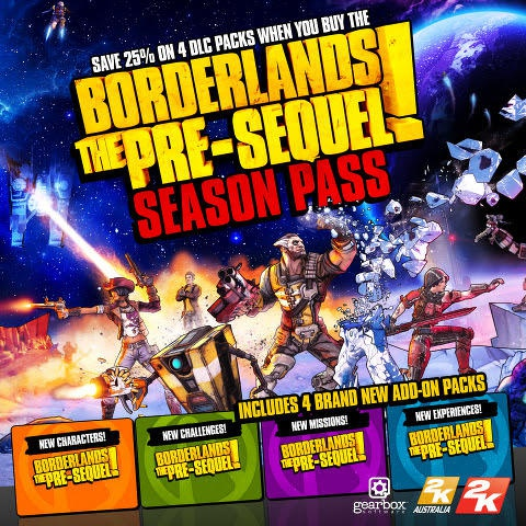 borderlands the pre sequel dlc-1