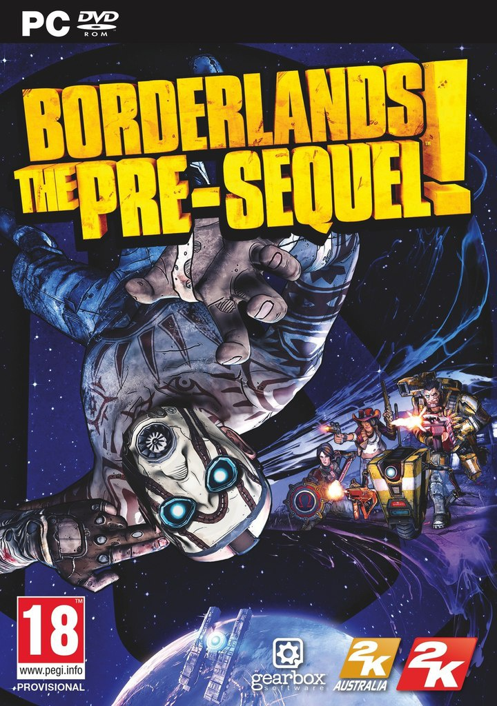 borderlands the pre sequel dlc-2