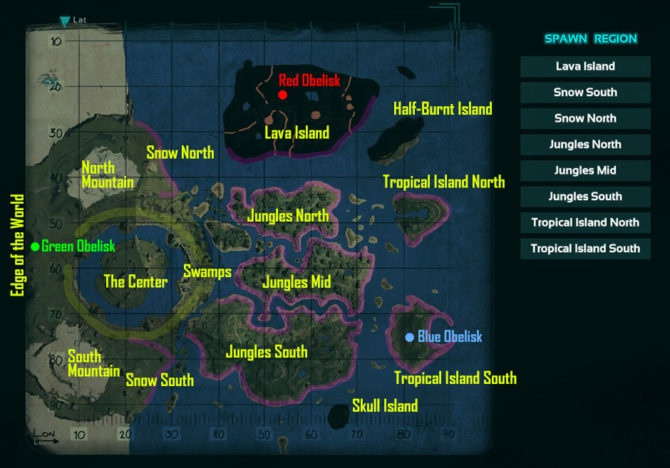 ark center spawn map-2