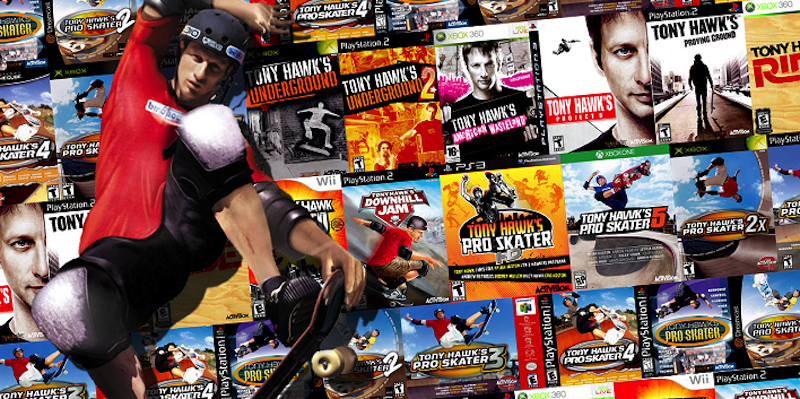 tony hawk video games-2