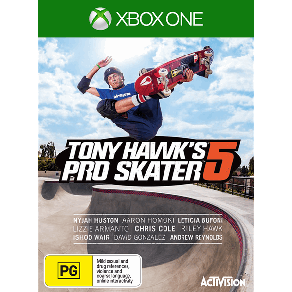 tony hawk video games-5