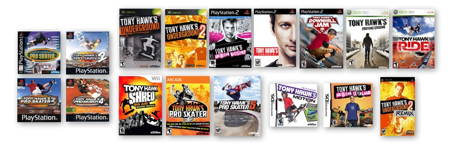 tony hawk video games-7