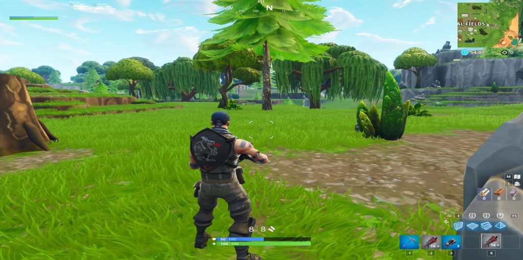 how to get stretched resolution in fortnite pc-2
