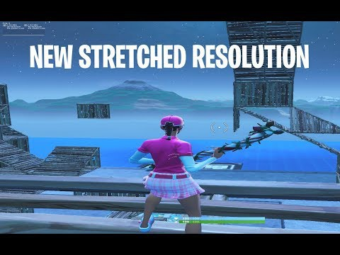 how to get stretched resolution in fortnite pc-6